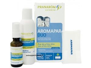 AROMAPAR DUO SHAMPOING + LOTION ANTI-POUX PRANAROM