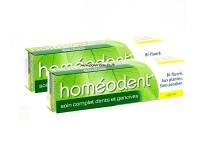 HOMEODENT DENTIFRICE PATE SOIN COMPLET CITRON LOT DE 2