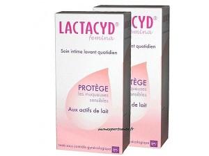 LACTACYD FEMINA SOIN LAVANT QUOTIDIEN 2 X 400ML