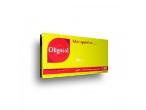 OLIGOSOL MANGANESE BOITE 14 AMPOULES