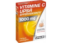 VITAMINE C UPSA 1000MG 20 COMPRIMES EFFERVESCENTS