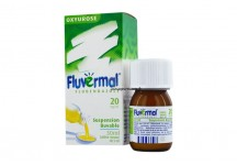 FLUVERMAL SUSPENSION BUVABLE FLACON 30 ML