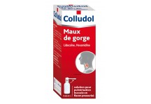 COLLUDOL SPRAY MAUX DE GORGE COOPER 30ML