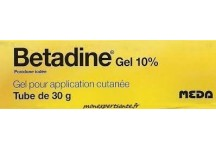 BETADINE GEL 10% TUBE 30 G