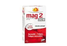 MAG 2 24H MAGNESIUM A LIBERATION PROLONGEE 24H BTE DE 45 CPR