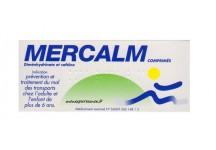 MERCALM BOITE DE 15 COMPRIMES