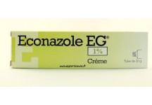 ECONAZOLE EG 1% CREME TUBE 30G
