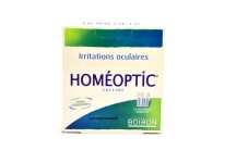 HOMEOPTIC BOIRON COLLYRE IRRITATIONS OCULAIRES BT DE 10