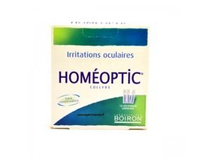 HOMEOPTIC BOIRON COLLYRE IRRITATIONS OCULAIRES BT DE 10