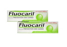 FLUOCARIL MENTHE BI FLUORE 250MG LOT 2x125ML
