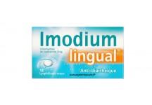 IMODIUM LINGUAL ANTI-DIARRHEIQUE 12 CPR