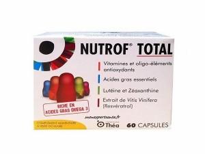 NUTROF TOTAL BOITE DE 60 CAPSULES