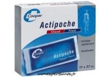 ACTIPOCHE COUSSIN THERMIQUE 11x27CM