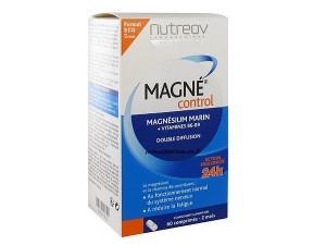 MAGNE CONTROL MAGNESIUM MARIN 60 COMPRIMES