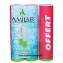AMILAB STICK A LEVRES 2 TUBES + 1 OFFERT