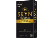 MANIX ORIGINAL SKIN PRESERVATIFS SANS LATEX BTE 10