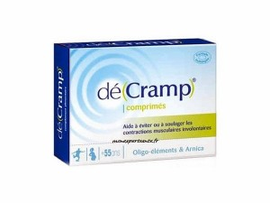 DECRAMP COMPRIMES BOITE DE 40