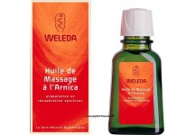 WELEDA HUILE DE MASSAGE A L'ARNICA FLACON DE 50ML
