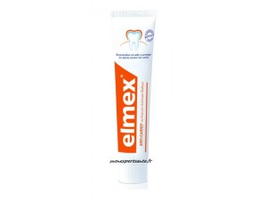 ELMEX DENTIFRICE PROTECTION CARIES TUBE 75ml
