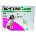 FRONTLINE COMBO SPOT-ON CHIEN 20 A 40KG BTE 3 PIPETTES