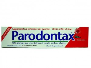 PARODONTAX PATE GINGIVALE TUBE 75ML