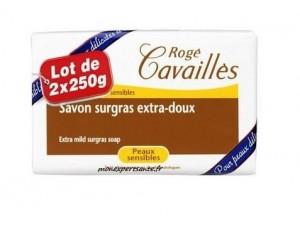 ROGE CAVAILLES SAVON SURGRAS EXTRA-DOUX LOT DE 2