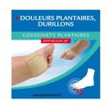 EPITACT COUSSINETS PLANTAIRES TAILLE S - 1 PAIRE