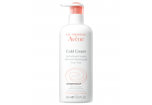 AVENE COLD CREAM GEL NETTOYANT SURGRAS FLACON 400 ML