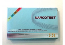 NARCOTEST 4 DROGUES TEST URINAIRE