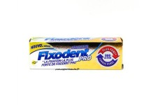 FIXODENT PRO DUO-ACTION FIXATION TOTALE TUBE DE 40 GR