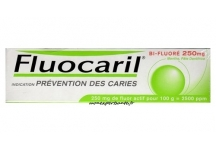 FLUOCARIL MENTHE BI FLUORE 250MG TUBE 75ML