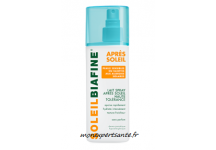 SOLEILBIAFINE LAIT APRES SOLEIL HAUTE TOLERANCE SPRAY 200ML