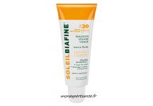 SOLEILBIAFINE EMULSION SOLAIRE VISAGE SPF 30 TUBE 50ML