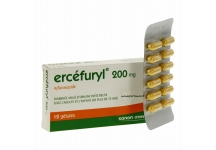 ERCEFURYL 200MG DIARRHEE INFECTIEUSE BTE 12