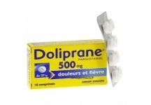 DOLIPRANE 500MG BOITE 16 COMPRIMES