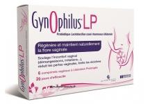 GYNOPHILUS LP CONTRE LES INFECTIONS VAGINALES BOITE DE 6