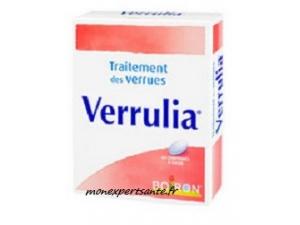 BOIRON VERRULIA BOITE 60 COMPRIMES A SUCER