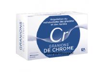 GRANIONS DE CHROME BOITE DE 30 AMPOULES