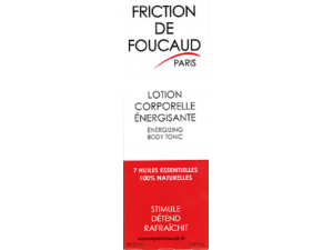FRICTION DE FOUCAUD FLACON 250ML