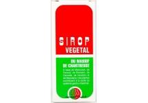 SIROP VEGETAL DU MASSIF DE LA CHARTREUSE FLACON 200ML