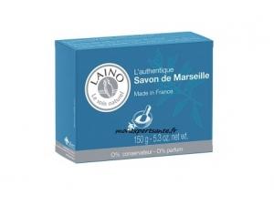 LAINO AUTHENTIQUE SAVON DE MARSEILLE 150GR