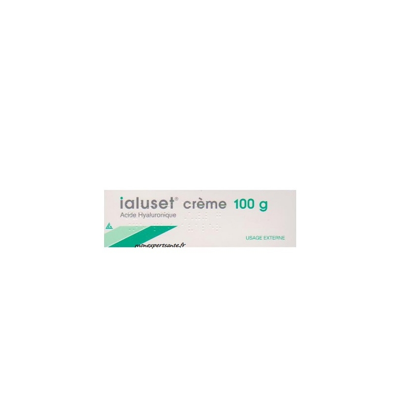 ialuset creme tube 100g pharmacie en ligne. Black Bedroom Furniture Sets. Home Design Ideas