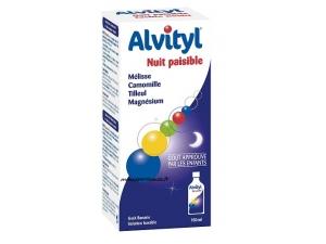 Alvityl nuit paisible sirop 150ml