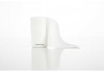 BANDE EXTENSIBLE VELPEAU® NYL BLANCHE 4 m x 5 cm