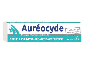 AUREOCYDE CREME ASSAINISSANTE ANTIBACTERIENNE 15GR COOPER