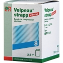 VELPEAUSTRAPP BANDE ADHESIVE BLANCHE 2.5 m x 3 cm