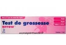 TEST DE GROSSESSE ARROW