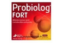 PROBIOLOG FORT BOITE DE 30 GELULES