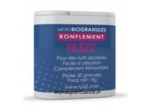 NUIZZ MICROBIOGRANULES RONFLEMENT BOITE DE 30