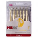 BROSSETTES INTERDENTAIRES  PHB 90° F COUDE IVOIRE